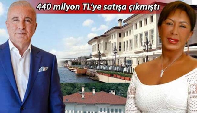 Ahu Aysal Hotel Les Ottomans'tan gitti