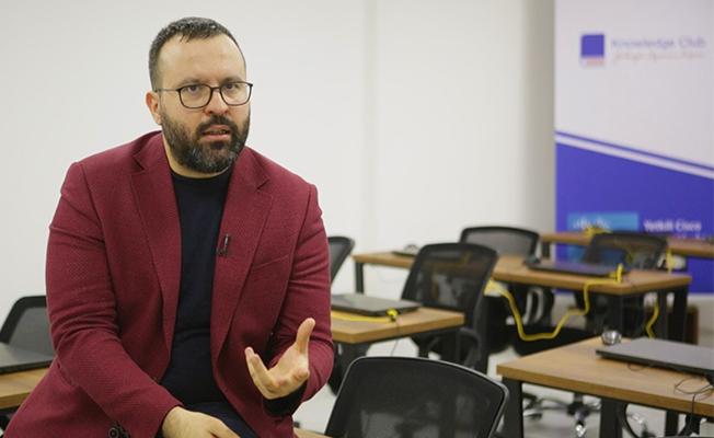 """Erdeniz Ünvan: """"Genç kuşağımız çok önemli"""""""