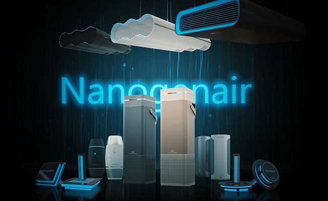 Nanogenair virüslerin yok edilmesinde sağlıyor