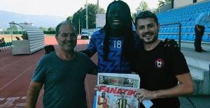 Gomis#039;ten Fenerbahçe#039;ye...