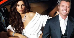 Sadettin Saran ve Emina Jahovic aşk tazeledi