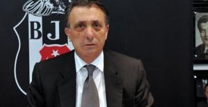 Beşiktaş'ın yeni başkanı Ahmet Nur Çebi oldu